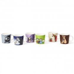 Moomin Collectors Minimugs...