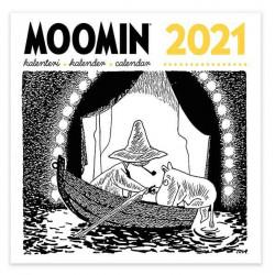 Moomin 2021 Wall Calendar...