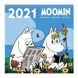 Moomin 2021 Mini Wall...