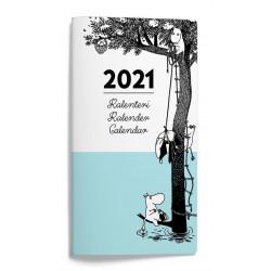 Moomin Slim Pocket Calendar...