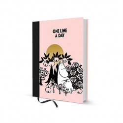 Moomin Journal 5 Years One...