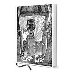 Moomin Harcover Notebook A5...
