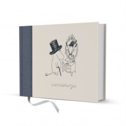 Moomin Hardcover Guestbook...