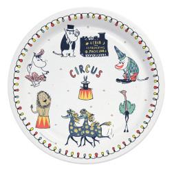 Moomin Paper Plates Circus...
