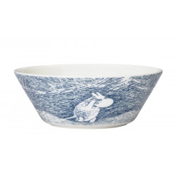 Moomin Seasonal Bowl Snow...