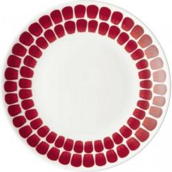 24h Tuokio Red Plate 20 cm...