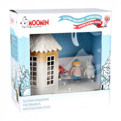 Moomin Frosty Bath House...
