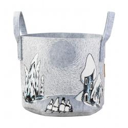 Moomin Storage Basket 30 L...