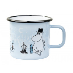 Moomin Enamel Mug Day on...