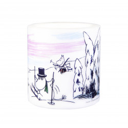 Moomin Candle Winter Time 8 cm