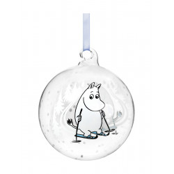 Moomin Christmas Ball Ski...