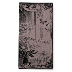 Moomin Bath Terry Towel...