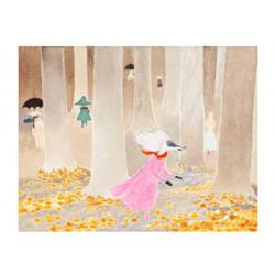 Moomin Poster Moominland in...