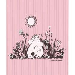Moomin Love Dishcloth 17 x...
