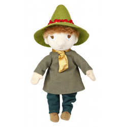 Moomin Soft Toy Tove 100 Snufkin 25 cm Martinex