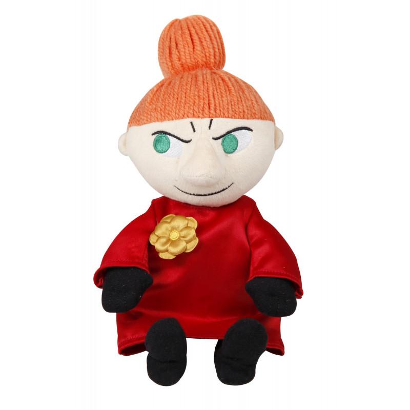 Moomin Tove 100 Anniversary Soft Toy Little My 27 cm Martinex