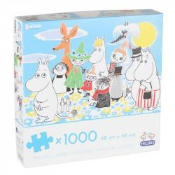 Moomin Puzzle 1000 Pieces