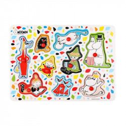 Moomin Button Puzzle Model A