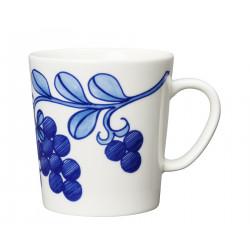 Arabia Sinimarja Mug 0.3L