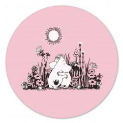 Mooomin Love Pot Coaster...