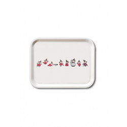 Moomin Tray Little My...