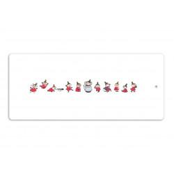 Moomin Cutting Board 40 x...