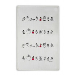 Moomin Kitchen Tea Towel...