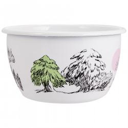 Moomin Enamel Bowl 2 L...
