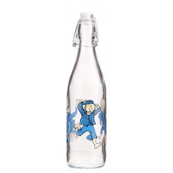 Muurla Glass Bottle 0.5 L Emil