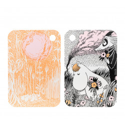 Moomin Chop and Serve Board...