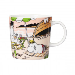 Moomin Seasonal Mug Summer...