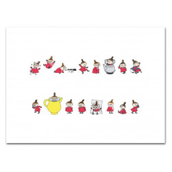 Moomin Placemat 40 x 30 cm...