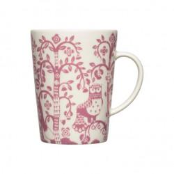 Taika Pink Mug 0.4 L Iittala