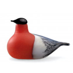 Birds by Toikka Bullfinch Punatulkku 120 x 75 mm Iittala