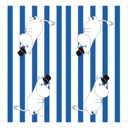 Moominpappa Blue Stripes...