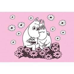 Moomin Love Magnet 9.5 x...