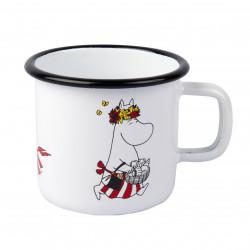 Moomin Enamel Mug 3,7 dl...