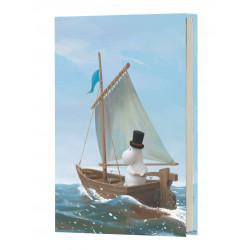 Moomin Boat Hardcover...