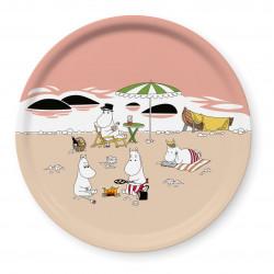 Moomin Birch Round Tray 31...