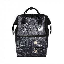 Moomin Samu Backpack Mist