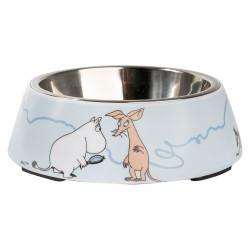 Moomin Pet Food Bowl S Blue...