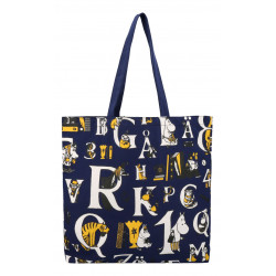 Moomin ABC Canvas Bag Dark...