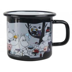Moomin Enamel Mug 0.37 L...