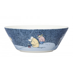 Moomin Seasonal Bowl Snow...