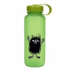 Moomin Stinky Plastic Drinking Bottle 0.65 L Green