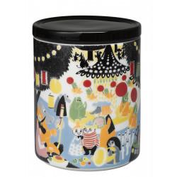 Moomin Ceramic Jar 1. 2 L...