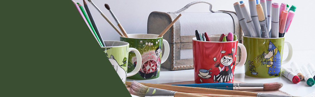 Moomin mugs -25%